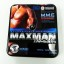 MaxMan – The World's Best Sex Enhancer Pills