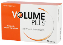 Volume Pills – Ejaculate Semen 5x More