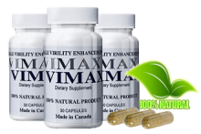 VIMAX Pills: Male Virility Enhancement